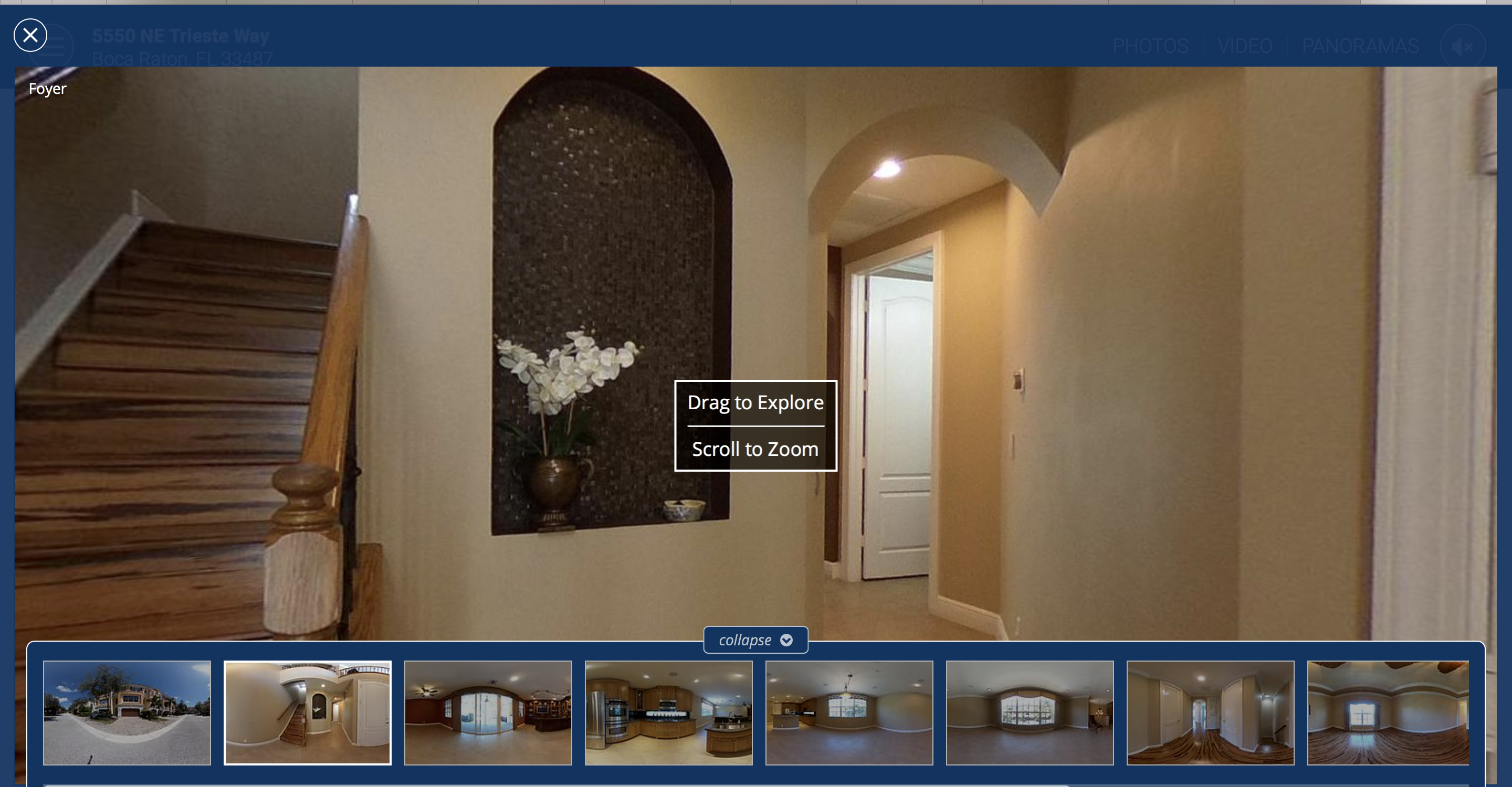 REAL ESTATE 360 VIRTUAL 3D PANORAMA TOURS