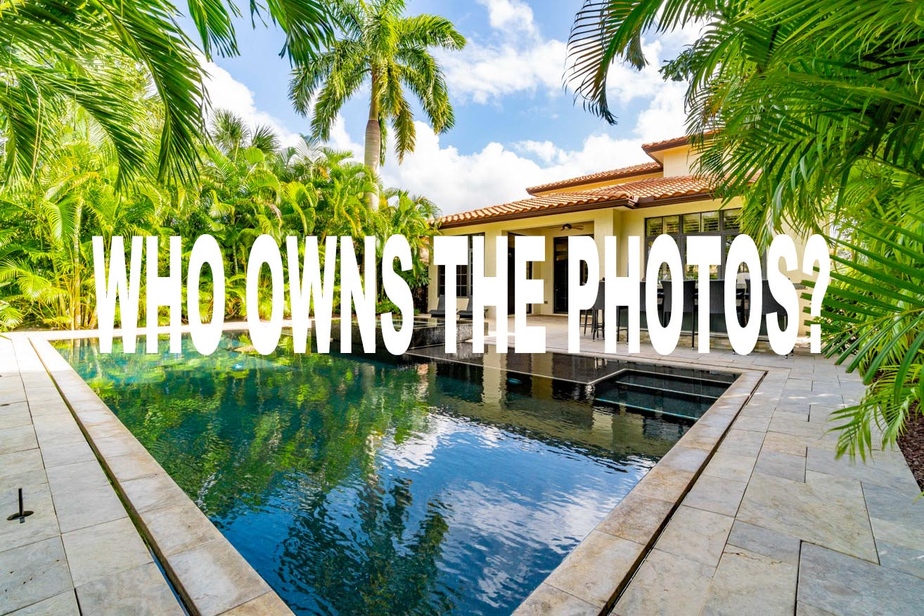 WHO OWNS REAL ESTATE PHOTOS