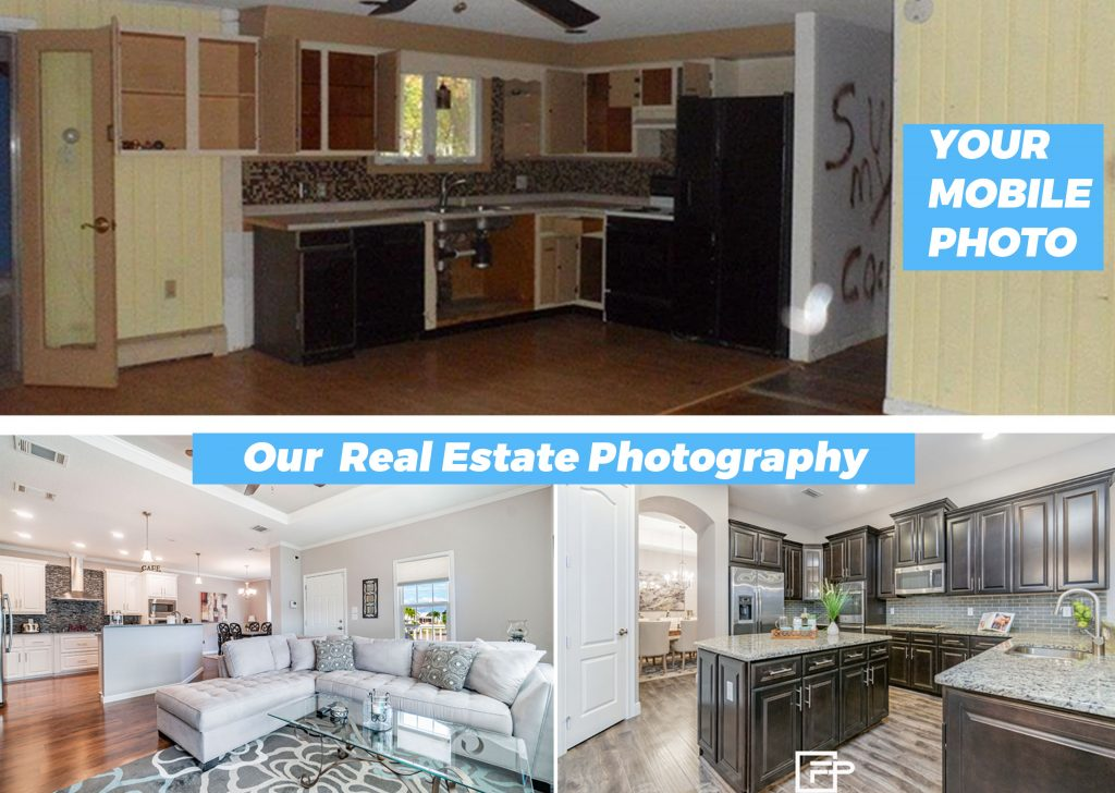Listings Fail With Poor Real Estate Photography